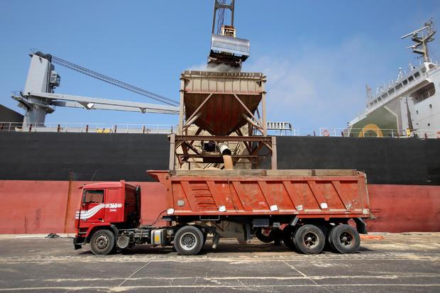 Red Sea port yemen