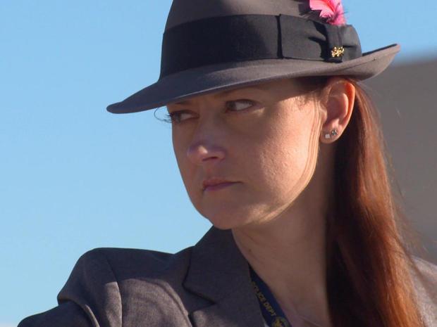 Atlanta Police Detective Summer Benton