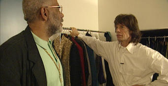 This Week In 94 Backstage With Mick Jagger