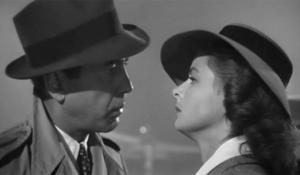 """Here's looking at you, """"Casablanca"""""""
