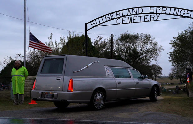 sutherland springs texas