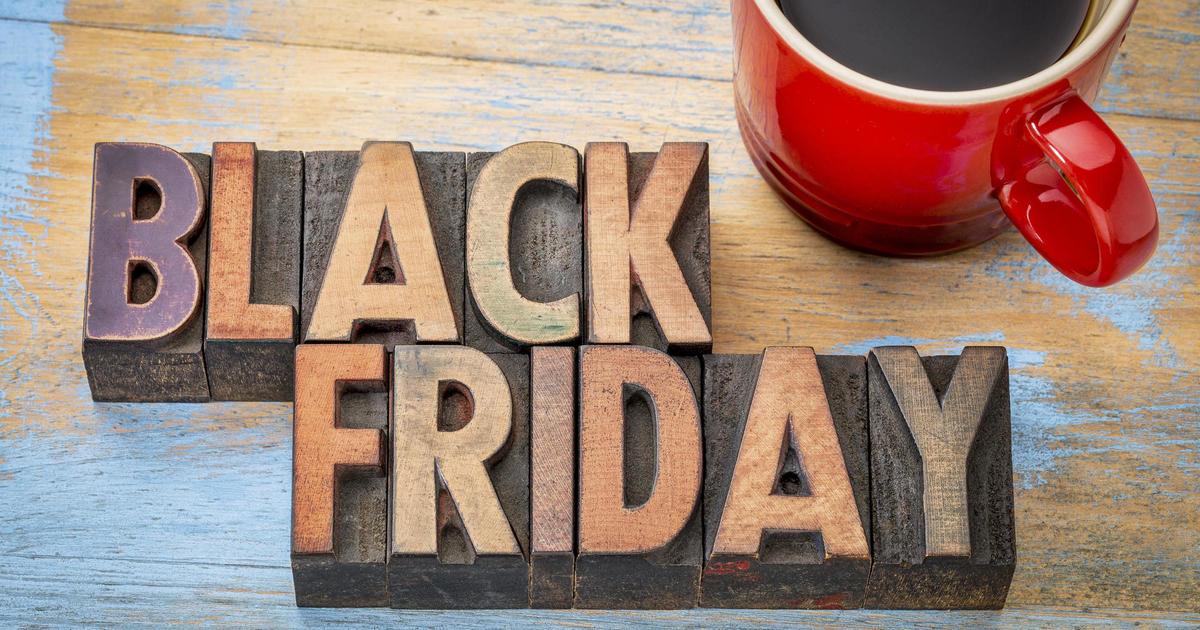 c9e48b90d90 Black Friday 2018 on track for record consumer spending - CBS News