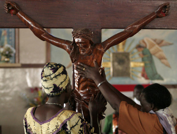 Christian Pilgrims Converge For Celebration Of Martyrs Day