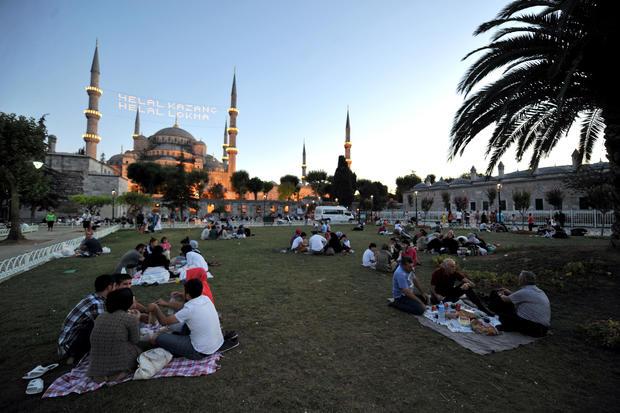 TURKEY-RAMADAN