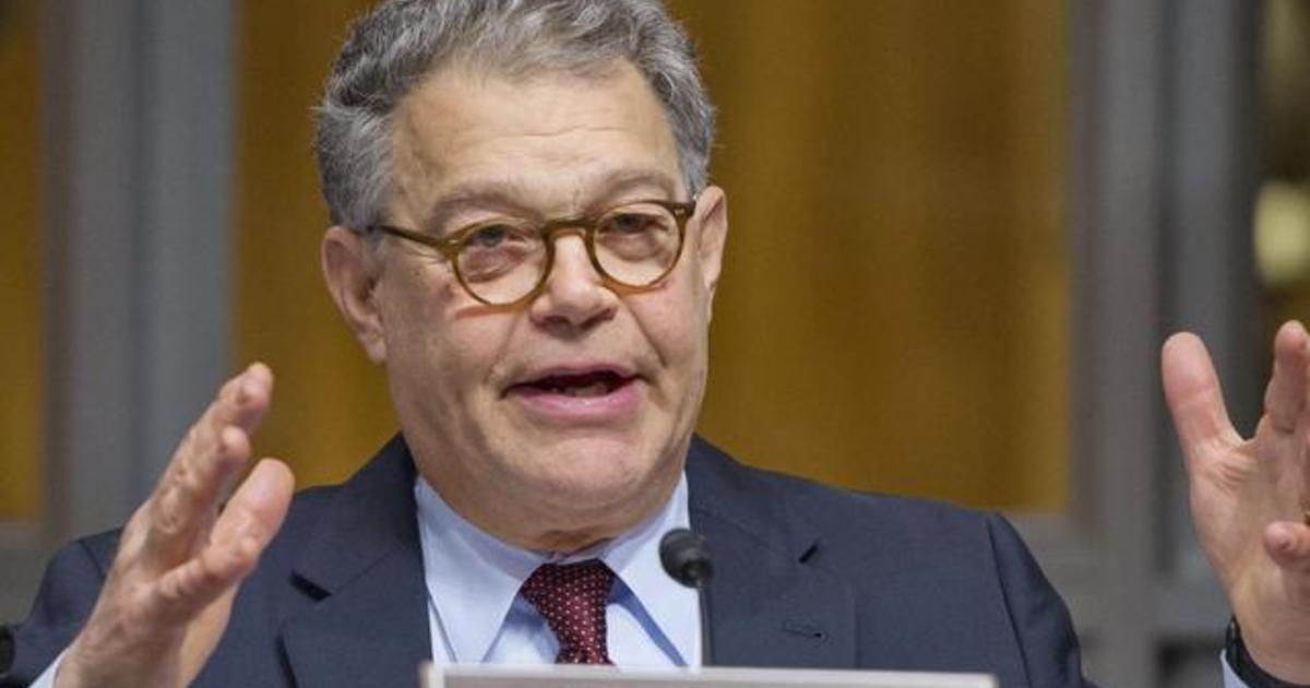 Sen. Al Franken apologizes amid sexual harassment allegations