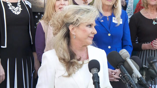 Both Female Candidates for Governor Talk about Roy Moore