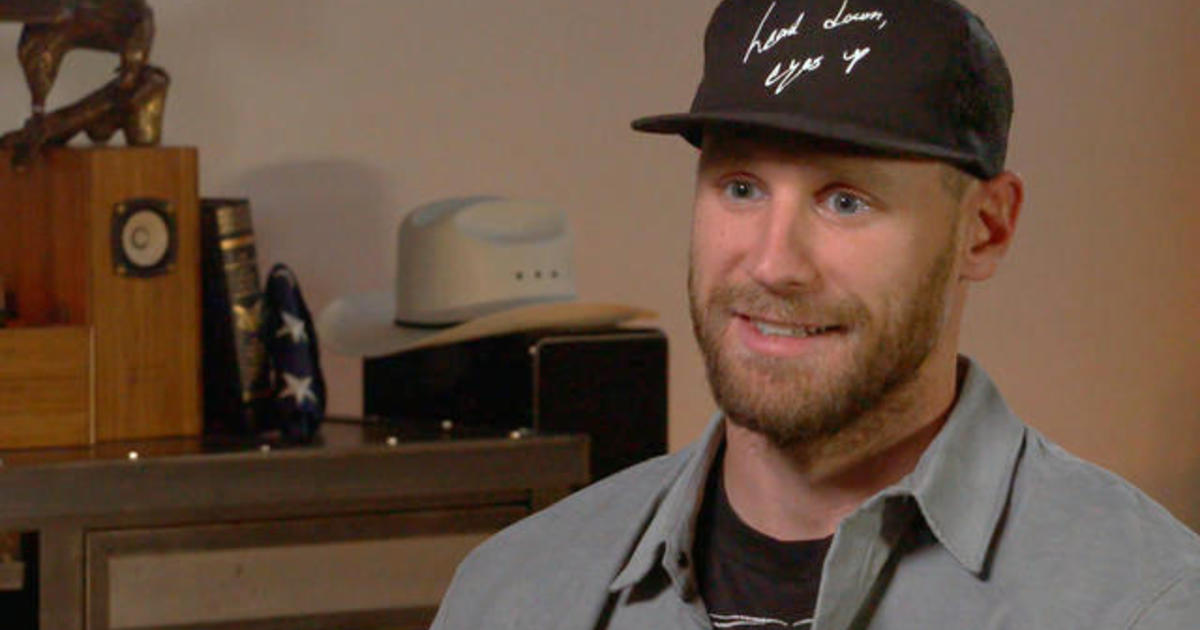 Chase Rice S Unlikely Road To Country Music Stardom Cbs News