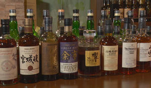 Whisky from the Land of the Rising Sun
