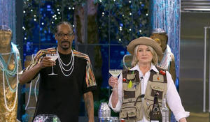 Martha Stewart and Snoop Dogg: TV's oddest couple
