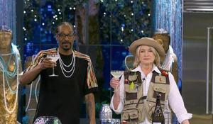 Martha Stewart and Snoop Dogg: TV's oddest couple