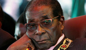 Zimbabwe dictator ousted from party