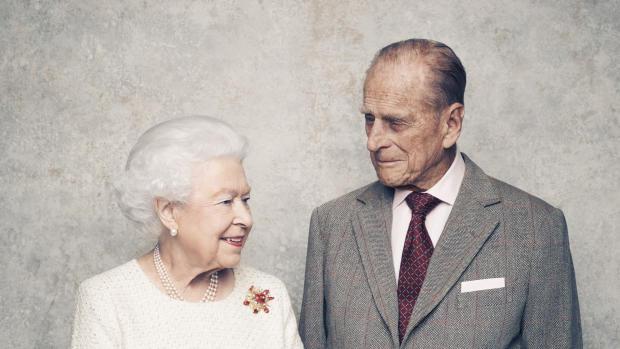 Queen Elizabeth II through the years