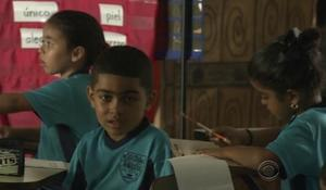 Schools in Puerto Rico struggle without power; many end up fleeing