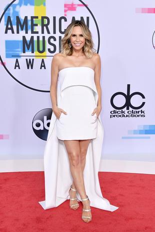 2017 American Music Awards red carpet