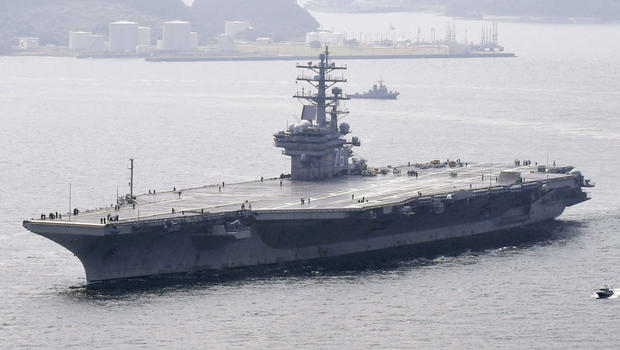 8 rescued, 3 missing after US Navy cargo plane crashes off Japan