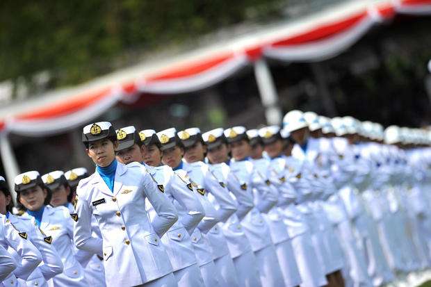 INDONESIA-INDEPENDENCE-ANNIVERSARY