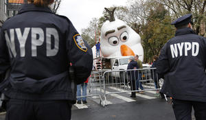 Tight security planned for Macy's Thanksgiving Day Parade