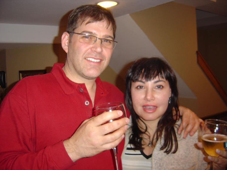 Karl and Claudia Hoerig