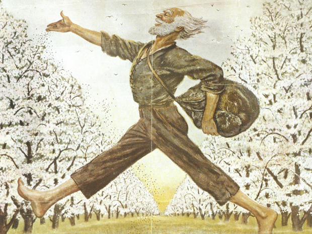 Johnny Appleseed Road Show