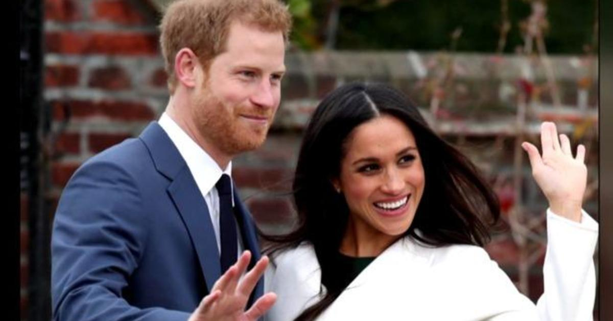 Meghan And Harry Plus One 5 Fun Facts Meghan Markles Friends Just Revealed To Gayle King About The Duchess Of Sussex And The Royal Baby Archie Harrison