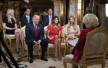60 Minutes interview: President-elect Donald Trump