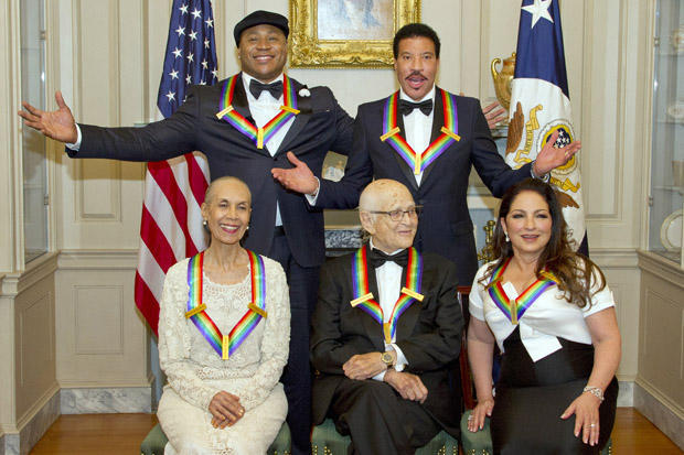 2017 Kennedy Center Honors Formal Artist's Dinner Arrivals