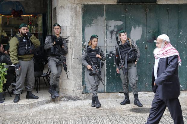PALESTINIAN-ISRAEL-JERUSALEM-CONFLICT