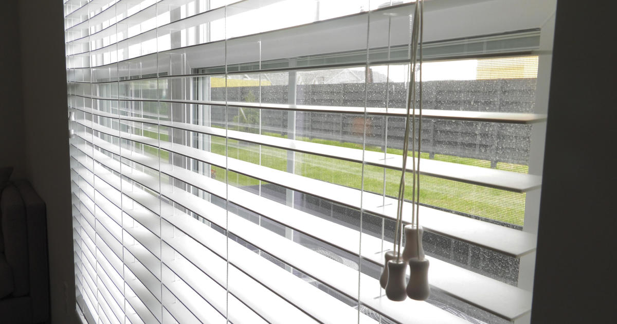 Window Blind Cords Can Be Deadly For Children Experts Warn