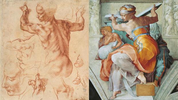 Sistine Chapel (Cappella Sistina), by Michelangelo Buonarroti, 16th Century, fresco