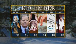 Week of December 11