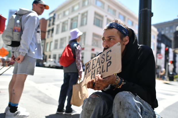 Homeless crisis on the West Coast