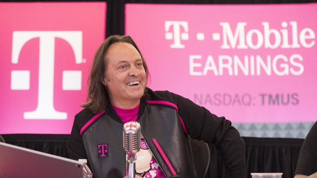 T-Mobile Announces First Quarter Earning Results