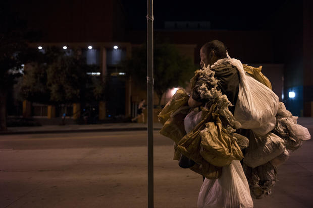 Homeless Crisis on the Coast Photo Gallery