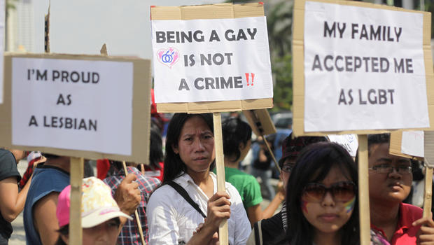 Indonesia sentences gay club workers to 2-3 years in prison