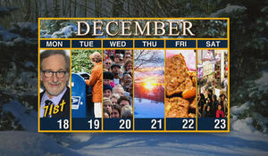 Week of December 18
