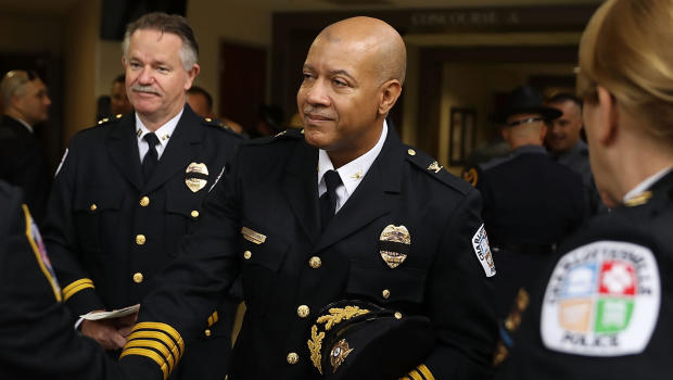 Virginia police chief retires after criticism over rally