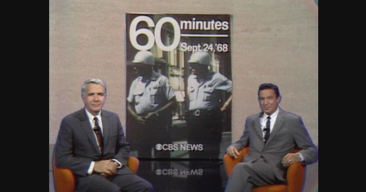 50 years of 60 Minutes moments - CBS News
