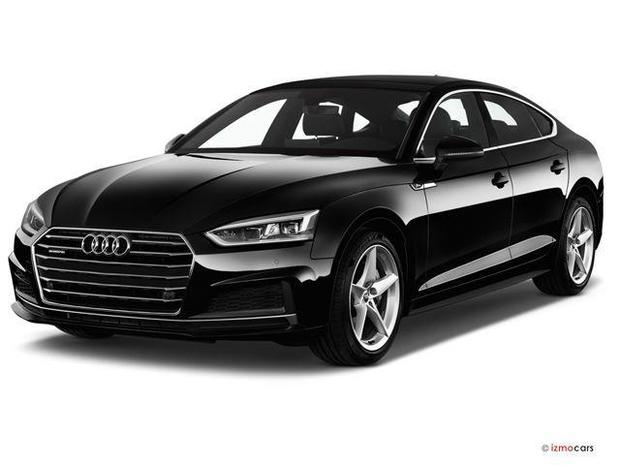 Luxury small car: Audi A5 - 5 cars with automatic braking as standard equipment - CBS News