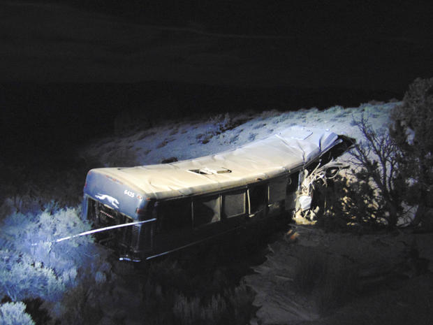 Bus Crash Utah