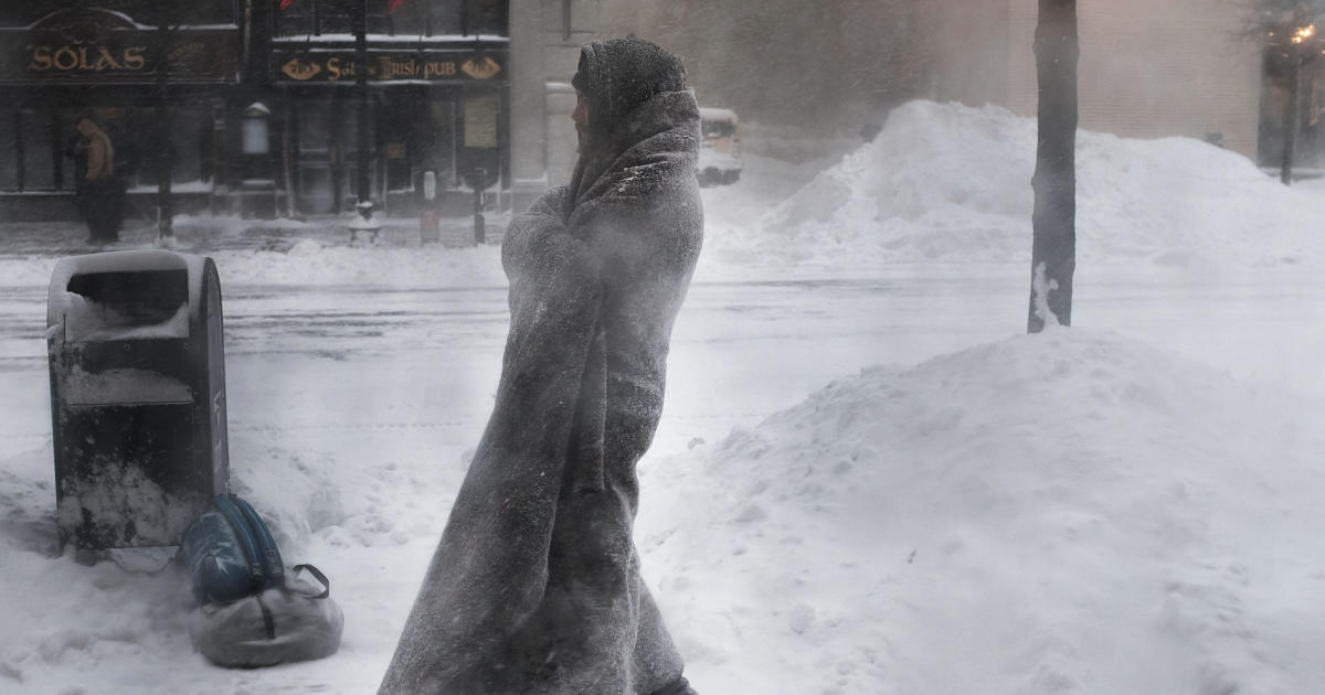 Weather: Brutal cold follows massive winter storm on much of East Coast -- live updates