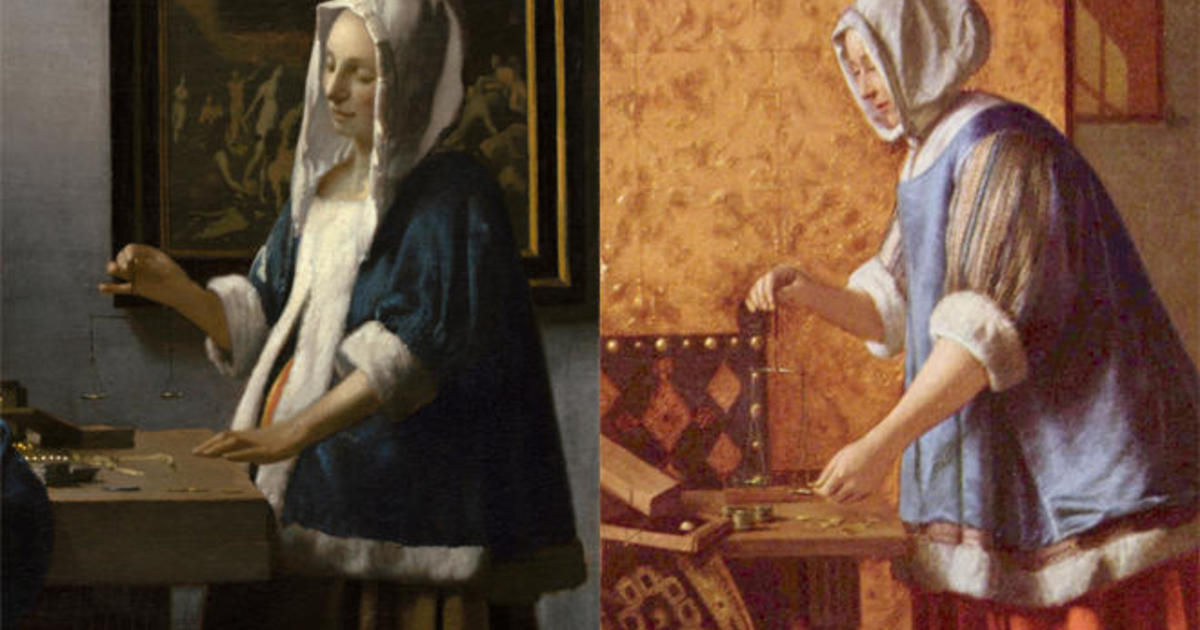 Vermeer and the Dutch Masters who influenced him