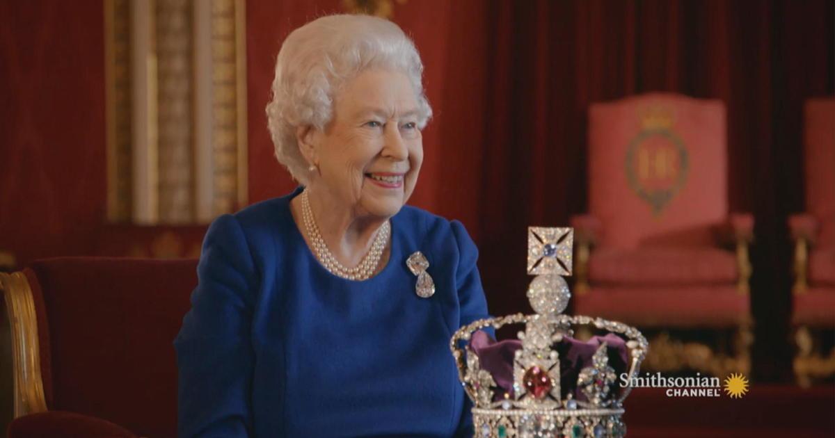 Queen Elizabeth speaks in new documentary, \