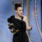 "Rachel Brosnahan speaks after winning Best Performance by an Actress in a Television Series Musical or Comedy for ""The Marvelous Mrs. Maisel"" at the 75th Golden Globe Awards in Beverly Hills"