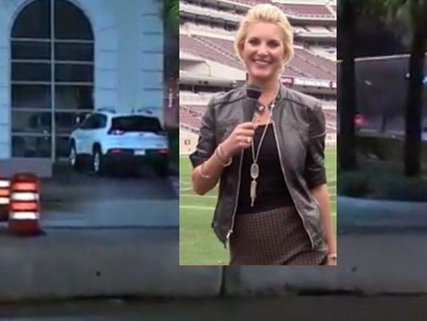 Sports journalist who went missing leaves Houston hospital