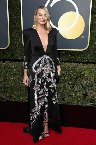 Golden Globes red carpet 2018
