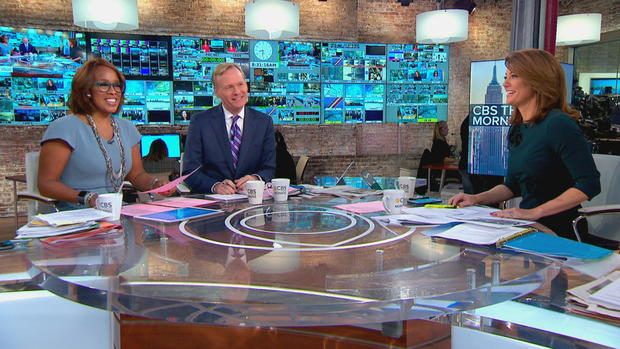 """John Dickerson joins """"CBS This Morning"""" as co-host"""