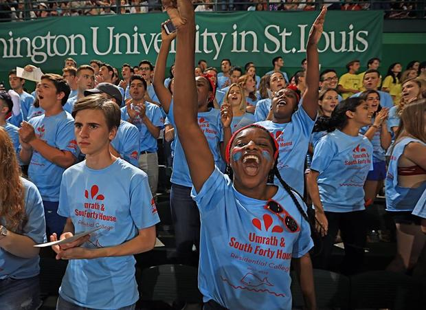 21  Washington University in St  Louis - Hardest colleges to get
