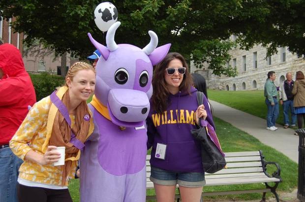 Williams College dating scena