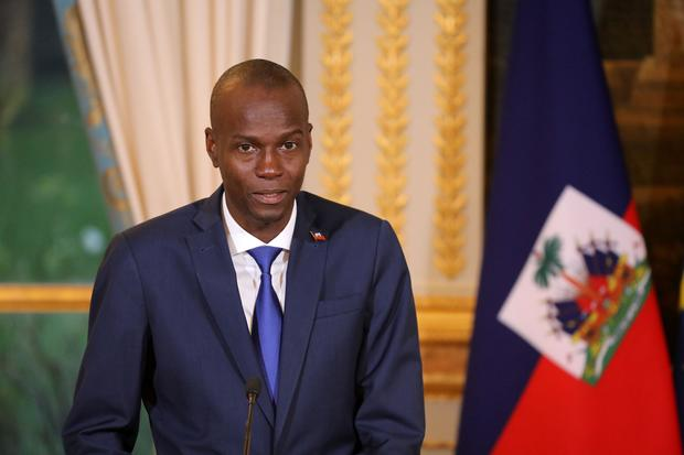 FRANCE-HAITI-POLITICS-DIPLOMACY