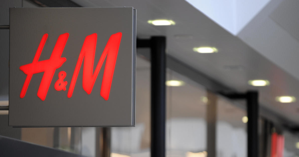H&M stores in South Africa stormed over monkey hoodie